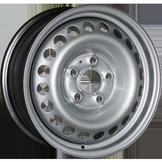 SDT U8015 6x15/4x100 ET40 D60.1 Silver SDT 9187449