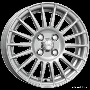 КиК Калина-Спорт 5.5x14/4x98 ET35 D58.5 Сильвер-F КИК A6051