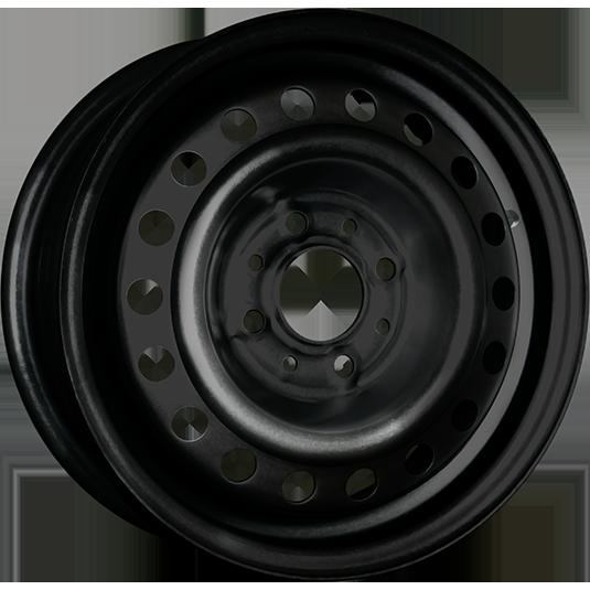 TREBL 53A38R 5.5x14/4x100 ET38 D54.1 Black TREBL 9284706