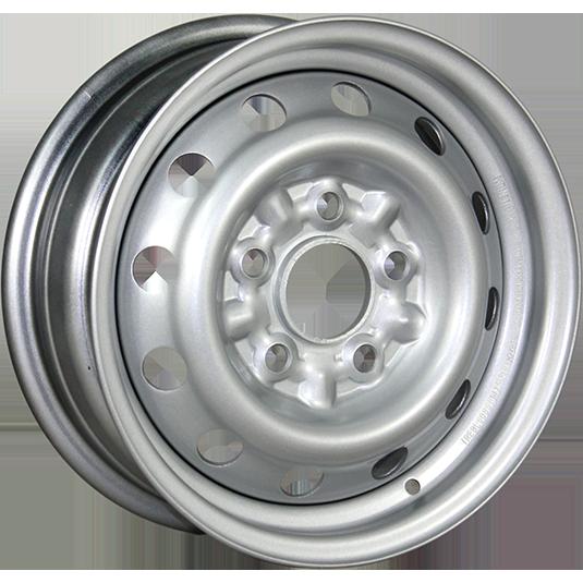 TREBL 6085T 5.5x14/5x120 ЕТ40 D67.1 Silver TREBL 9122328