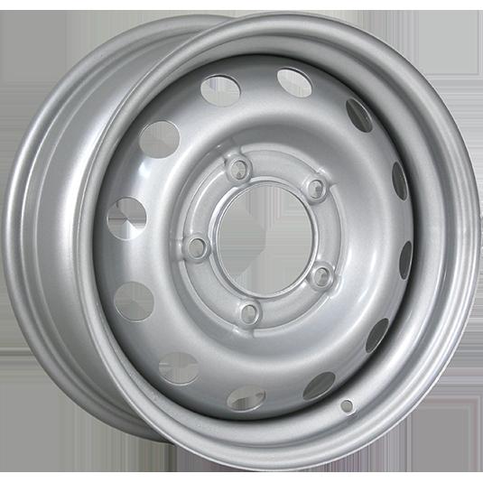 TREBL 64G35L 6x15/5x139.7 ET35 D98.6 Silver TREBL 9122350
