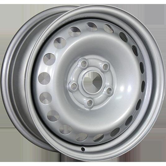 TREBL 64L35F 6x15/5x110 ЕТ35 D65.1 Silver TREBL 9099853
