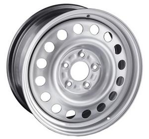 TREBL 7970T 6x15/4x114.3 ET49 D56.6 Silver TREBL 9136871