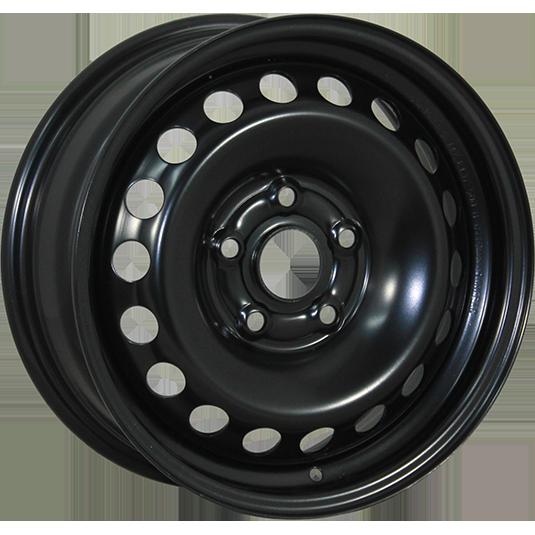 TREBL 9045T 6.5x16/5x110 ET37 D65.1 Black TREBL 9267380
