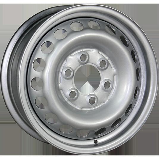 TREBL 9495T 6.5x16/5x130 ЕТ66 D89.1 Silver TREBL 9122369