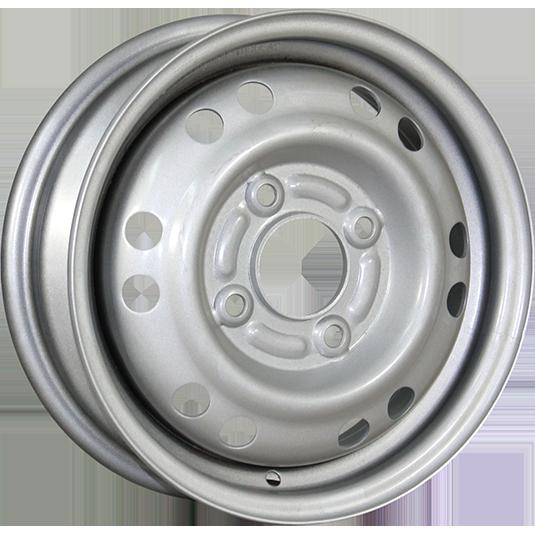 ARRIVO AR022 5.5x14/4x100 ET43 D60.1 Silver ARRIVO 9171167