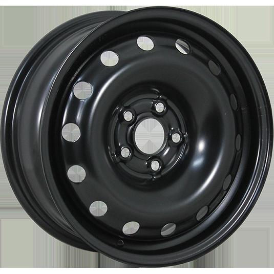 ARRIVO AR117 6.5x16/5x100 ET48 D56.1 Black ARRIVO 9171252