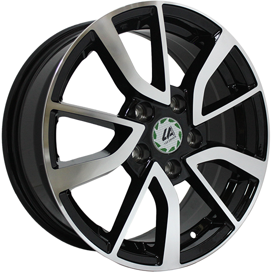 Top Driver TY9-S 6.5x16/5x114.3 ET45 D60.1 BKF REPLICA TD SPECIAL SERIES 9265096
