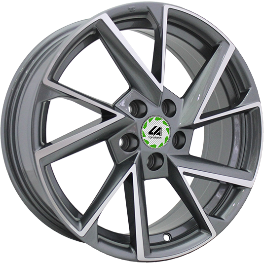Top Driver VV12-S 6.5x16/5x100 ET35 D57.1 GMF REPLICA TD SPECIAL SERIES 9199862