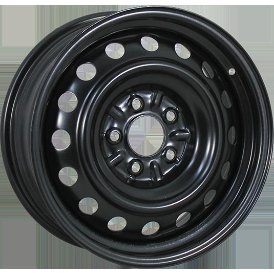 TREBL X40008 6.5x16/5x114.3 ET45 D66.1 Black TREBL 9112729