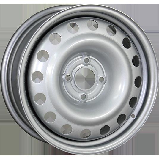 TREBL X40031 7x16/4x108 ET37.5 D63.3 Silver TREBL 9178019