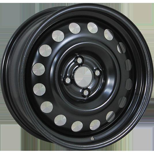 TREBL X40033 6x16/4x100 ET50 D60.1 Black TREBL 9284719