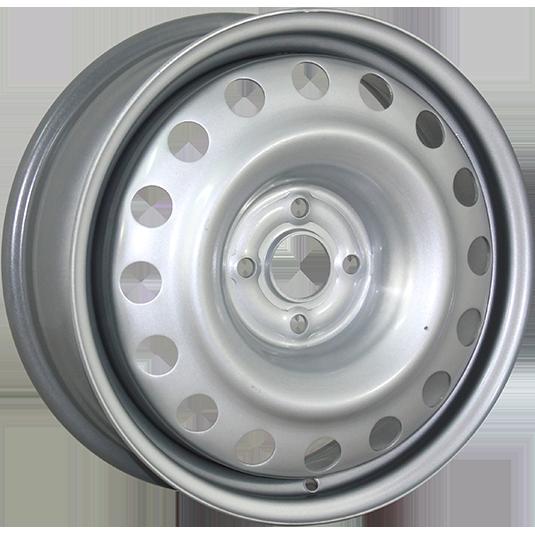 TREBL X40048 6.5x16/4x100 ET40 D60.1 Silver TREBL 9177980