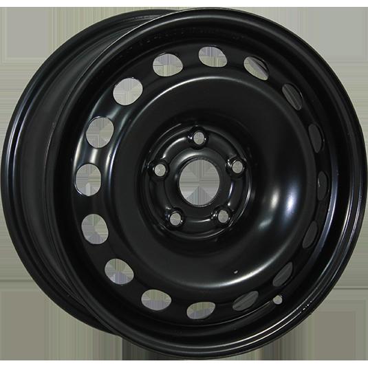 TREBL X40935 6x16/5x112 ET43 D57.1 Black TREBL 9301558