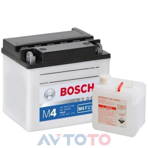 Аккумулятор Bosch 0092M4F230