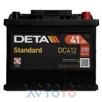 Аккумулятор Deta DC412