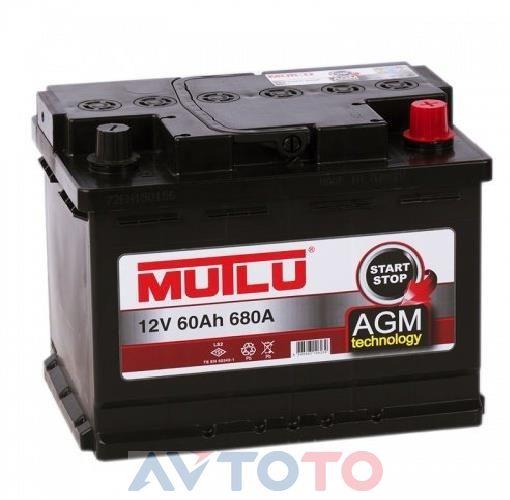 Аккумулятор Mutlu AGML260068A