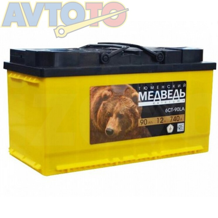 Аккумулятор Тюменский медведь 4607175659178
