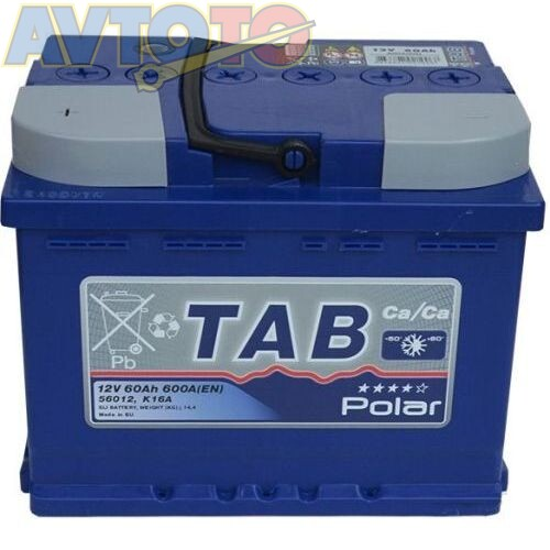 Аккумулятор Tab 121060