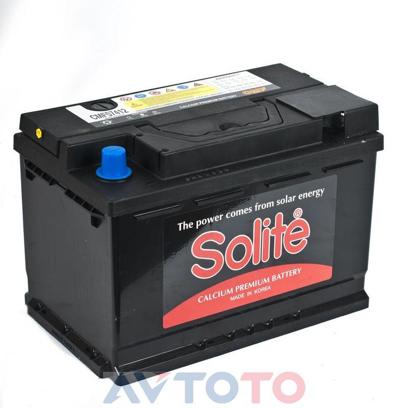 Аккумулятор Solite CMF57412