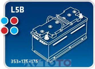 Аккумулятор Ipsa TM100P