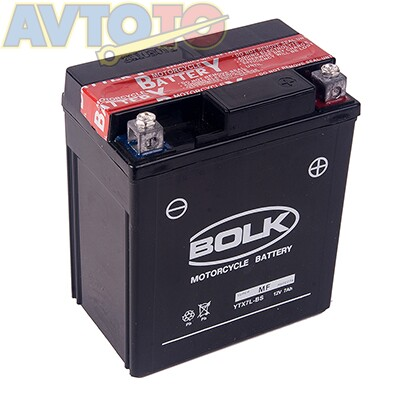 Аккумулятор Bolk 506014YTX7LBS
