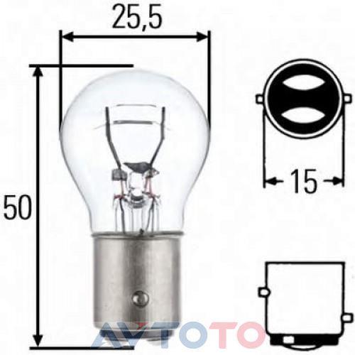 Лампа Hella 8GD002078221