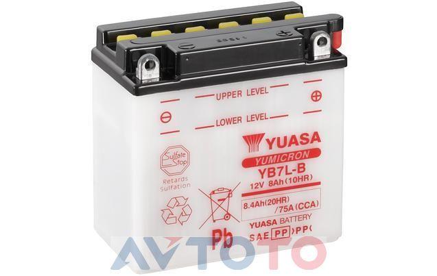 Аккумулятор Yuasa YB7LB