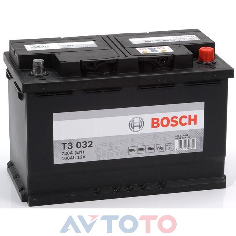 Аккумулятор Bosch 0092T30320