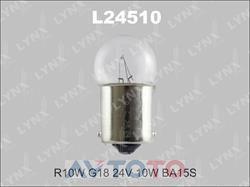 Лампа LYNXauto L24510