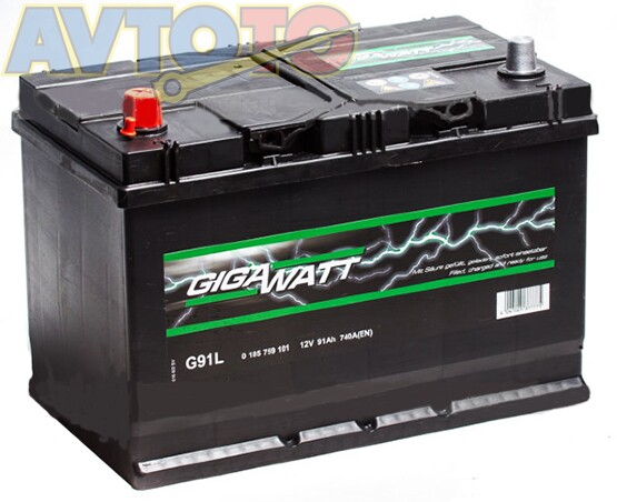 Аккумулятор Gigawatt 0185759101