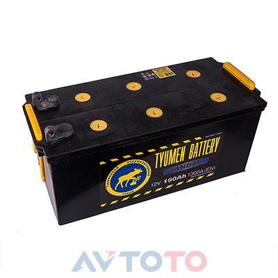 Аккумулятор Tyumen Battery  6CT190L10501
