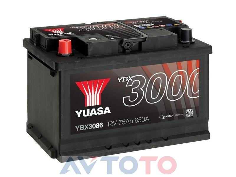 Аккумулятор Yuasa YBX3086