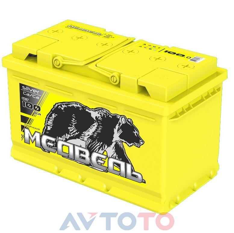 Аккумулятор Тюменский медведь SILVER 4607175653510