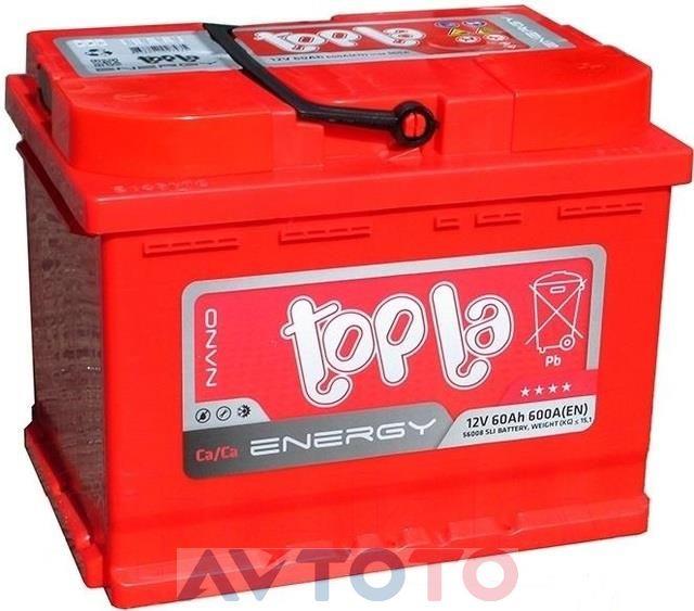 Аккумулятор Topla 108060