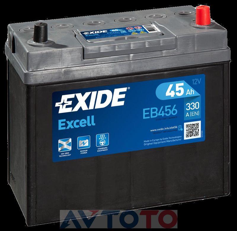 Аккумулятор Exide EB456