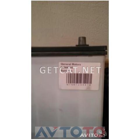 Аккумулятор General Motors 94566305