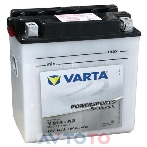 Аккумулятор Varta 514012014