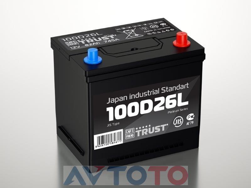 Аккумулятор Trust 100D26L