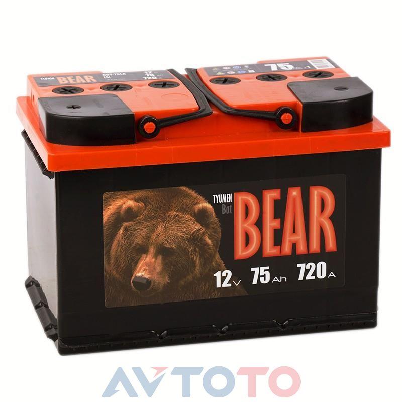Аккумулятор Tyumen BatBear 4607175654166