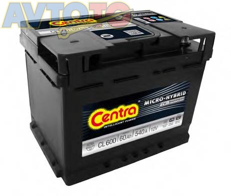 Аккумулятор Centra CL600