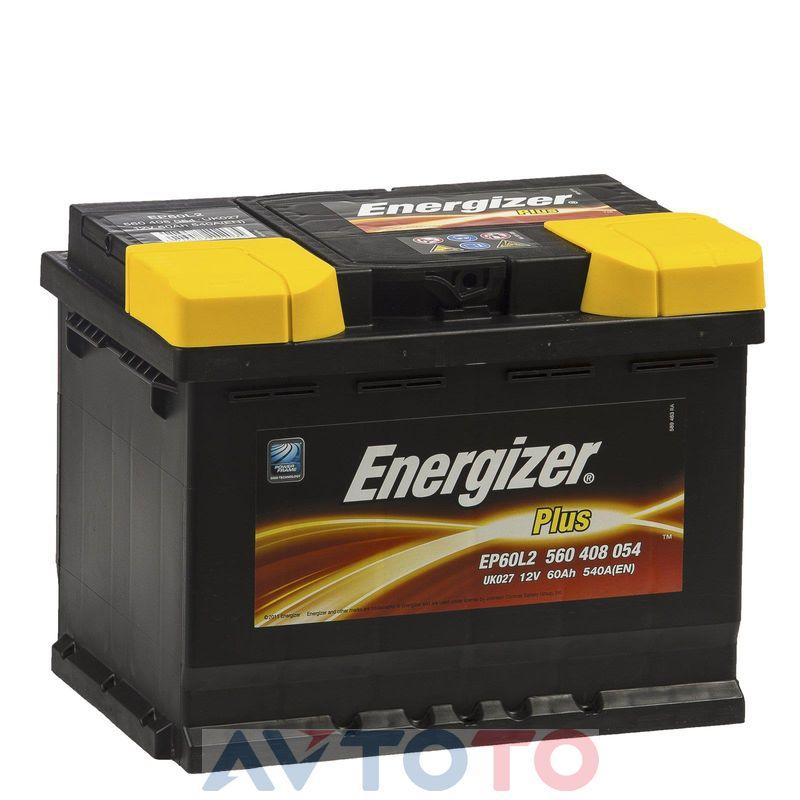 Аккумулятор Energizer EP60L2