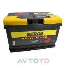 Аккумулятор Berga 5701440647902