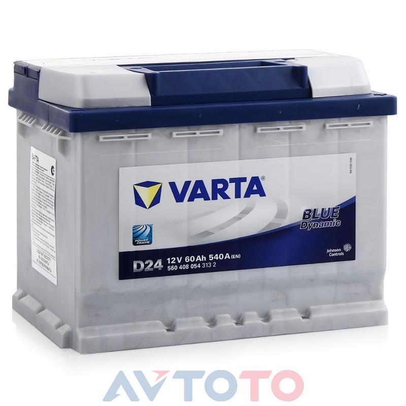 Аккумулятор Varta 5604080543132