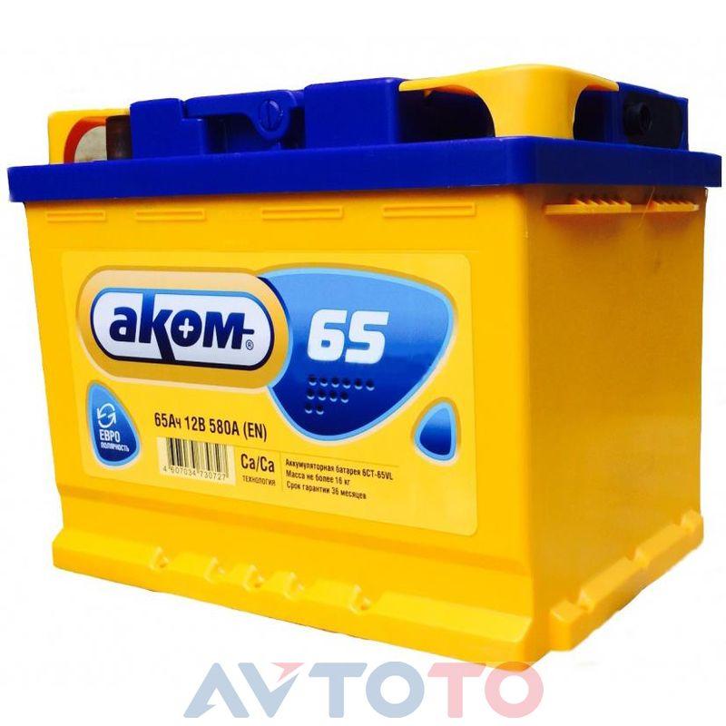 Аккумулятор Аком 4607034730710
