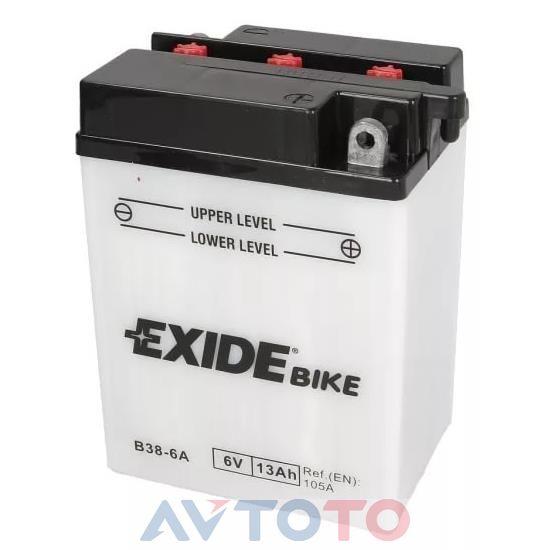 Аккумулятор Exide B386A