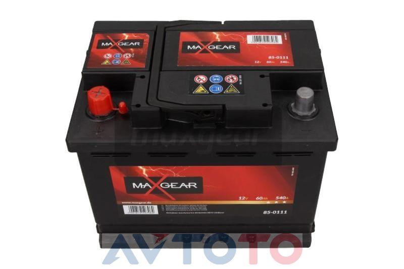 Аккумулятор Maxgear 850111