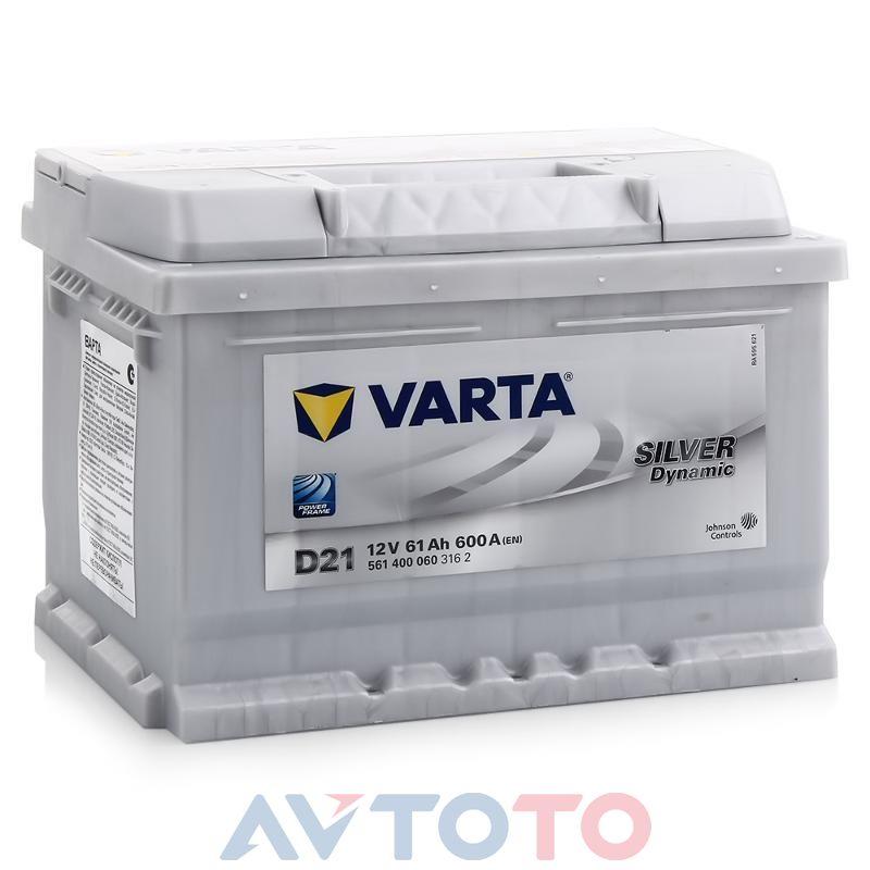 Аккумулятор Varta 5614000603162