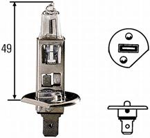 Лампа Hella 8GH002089801
