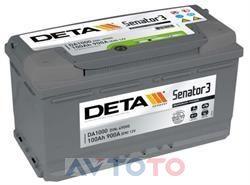Аккумулятор Deta DA1000